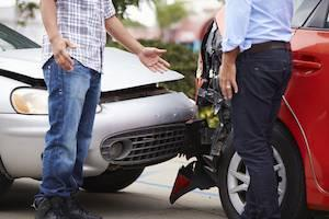 Elgin car accident property damage attorney
