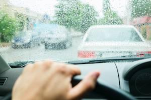 Elgin car accident attorney bad weather