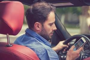 St. Charles distracted driving accident lawyer