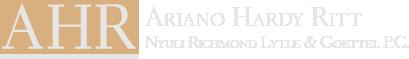 Ariano Hardy Nyuli Richmond